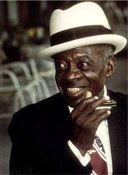 Deford Bailey - Harmonica Wizard